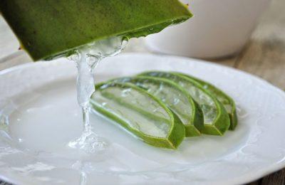 Aloes do higieny codziennej